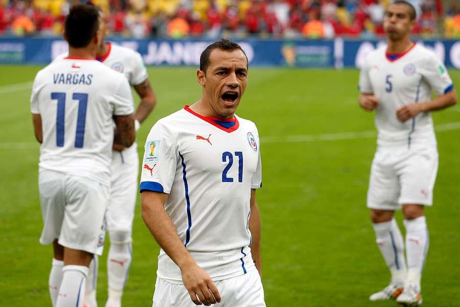 Díaz se rompió el ligamento anterior de la rodilla. Foto: Agencia UNO