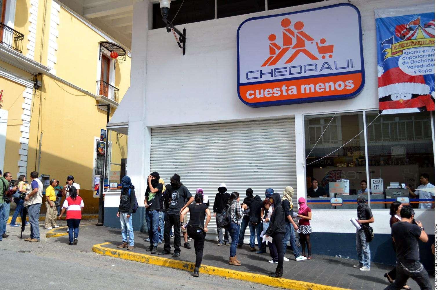 Chedraui Foto: Agencia Reforma
