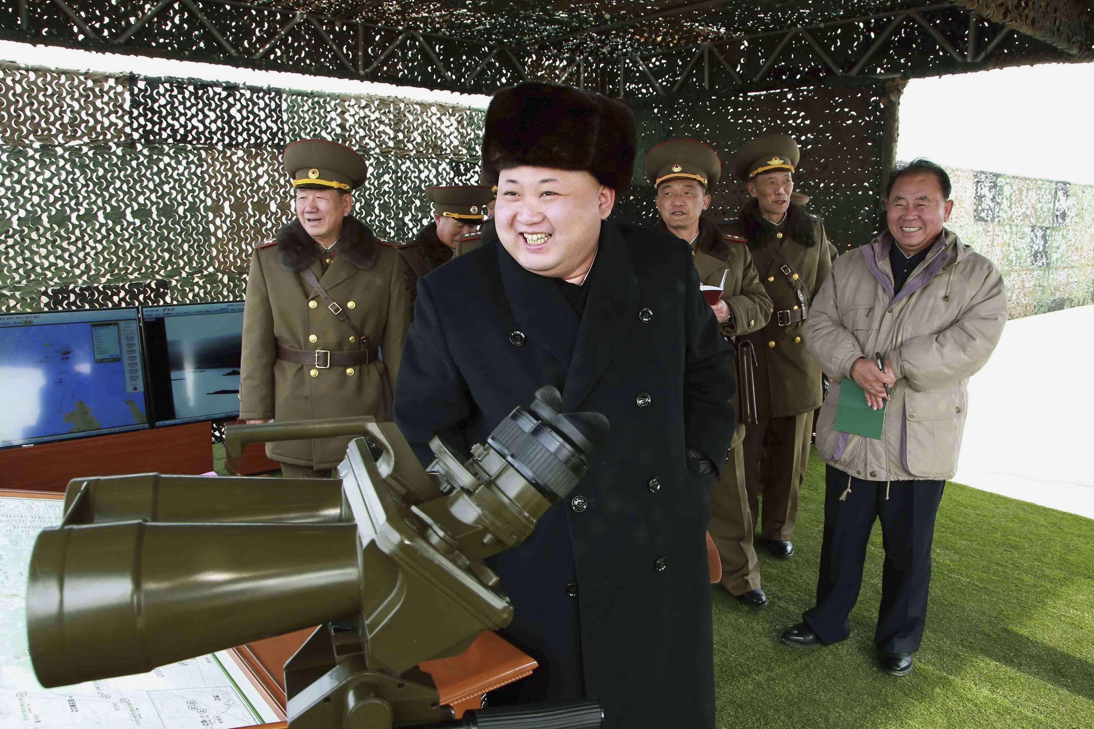 Coreia do Norte veta estrangeiros em maratona Foto: KCNA/Reuters