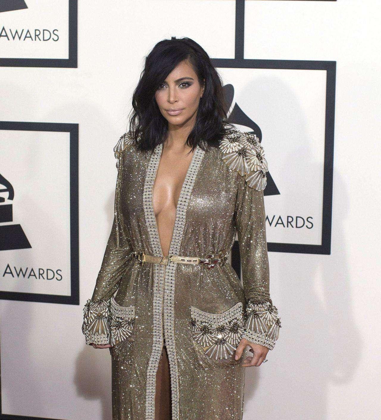 Kim Kardashian sufre helado accidente Foto: Agencia Mezcalent