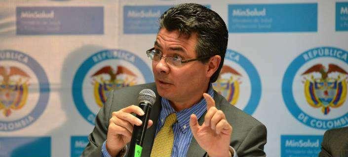 Ministro de Salud y Protección Social, Alejandro Gaviria. Foto: Ministerio de Salud y Protección Social/Facebook
