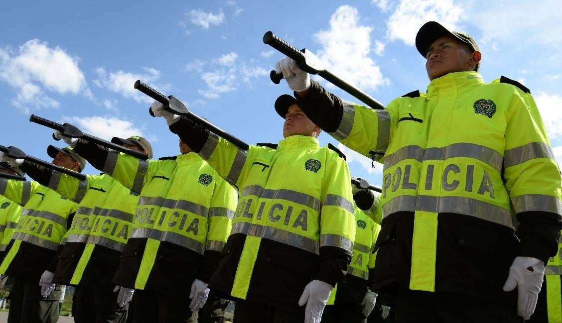 Foto: Policía Nacional de los Colombianos/Facebook