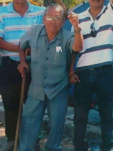 Claudio Castillo Peña era docente jubilado y tenía 65 años de edad. Foto: Twitter/@ohjohnnygirl