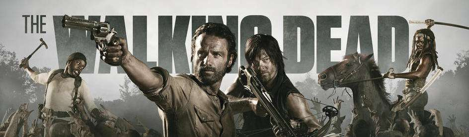 'The Walking Dead'. Foto: AMC