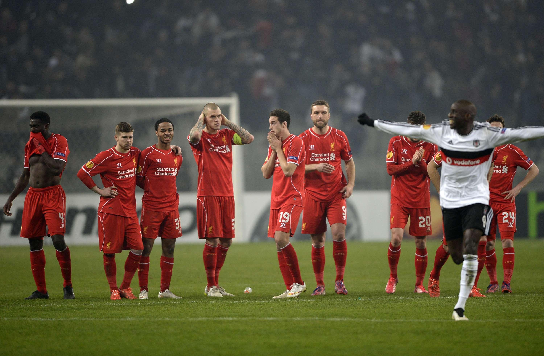 Liverpool fue incapaz de anotar en 120 minutos. Foto: AP