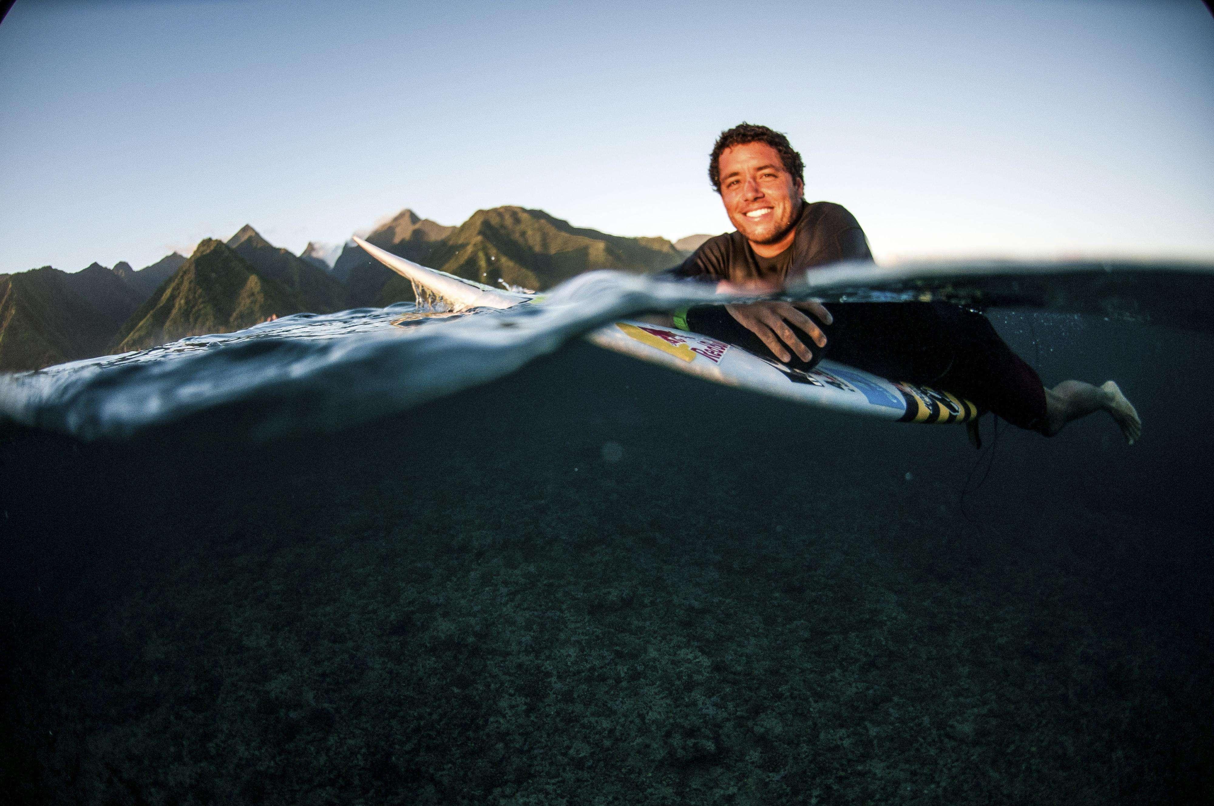 Mineirinho é o brasileiro mais experiente da Brazilian Storm Foto: Red Bull/Divulgação
