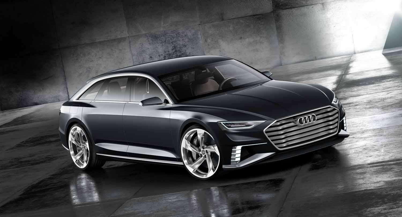 El Audi Prologue Avant Concept. Foto: Audi