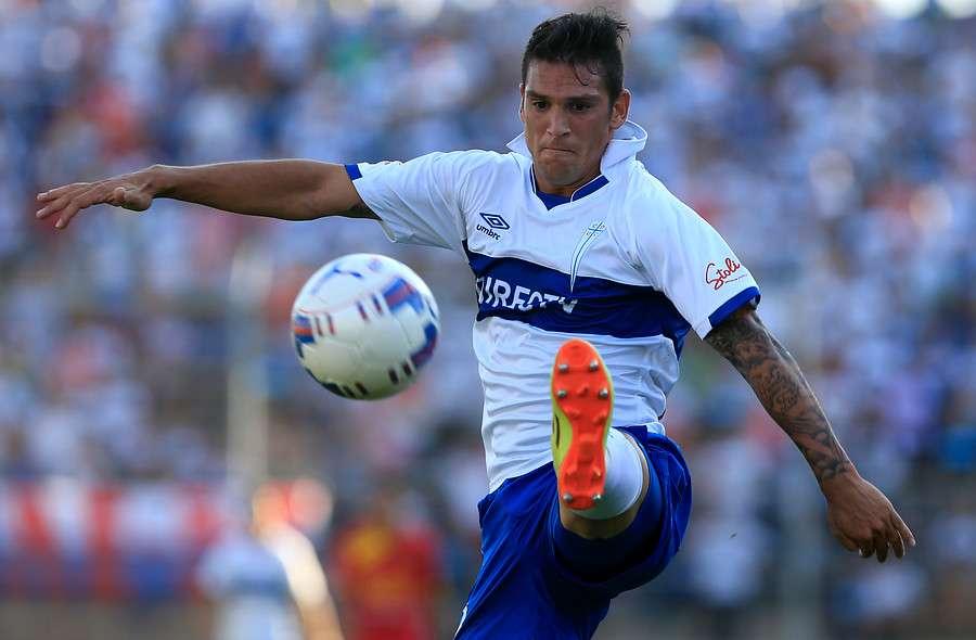 Mark González ya está recuperado de su lesión. Foto: Agencia UNO