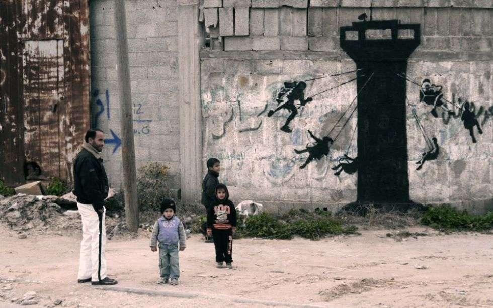 Banksy Foto: Banksy