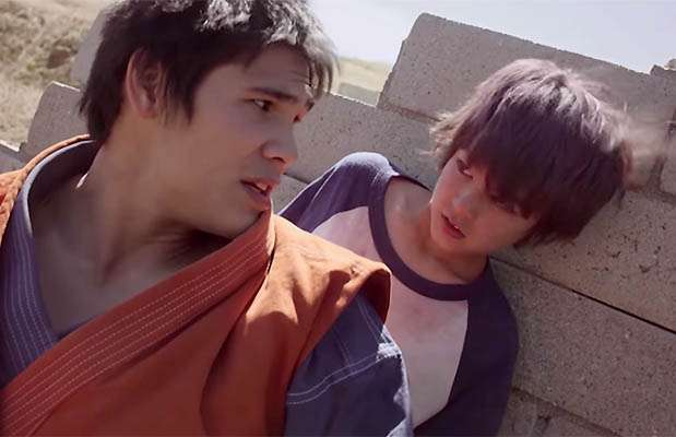 """Dragon Ball Z: Light of Hope"" en live action. Foto: Captura de video"