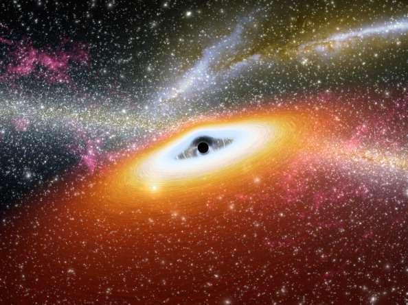 El agujero negro fue descubierto por un equipo global de científicos encabezado por Xue-Bing Wu de la Universidad de Pekín, China, como parte de un proyecto, Sloan Digital Sky Survey. Imagen de ilustración. Foto: Getty Images/Archivo