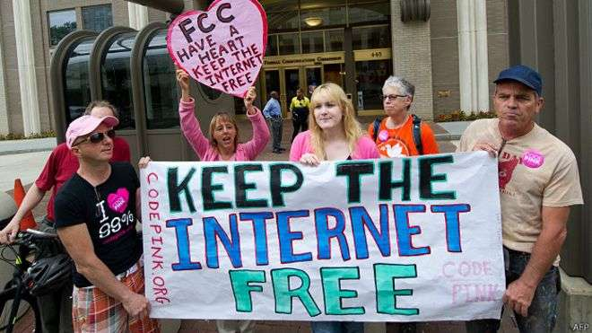 El debate sobre la neutralidad de la red ha generado considerable atención Foto: AFP en español