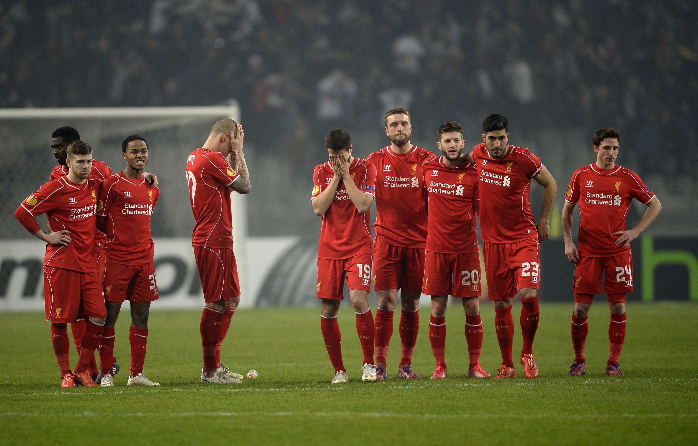 Liverpool é eliminado da Liga Europa Foto: Bulent Kilic/AFP