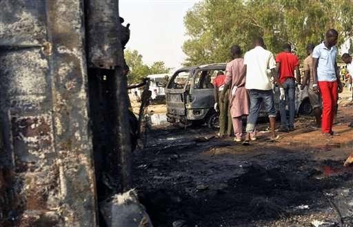 Ataques do Boko Haram na Nigéria Foto: AP