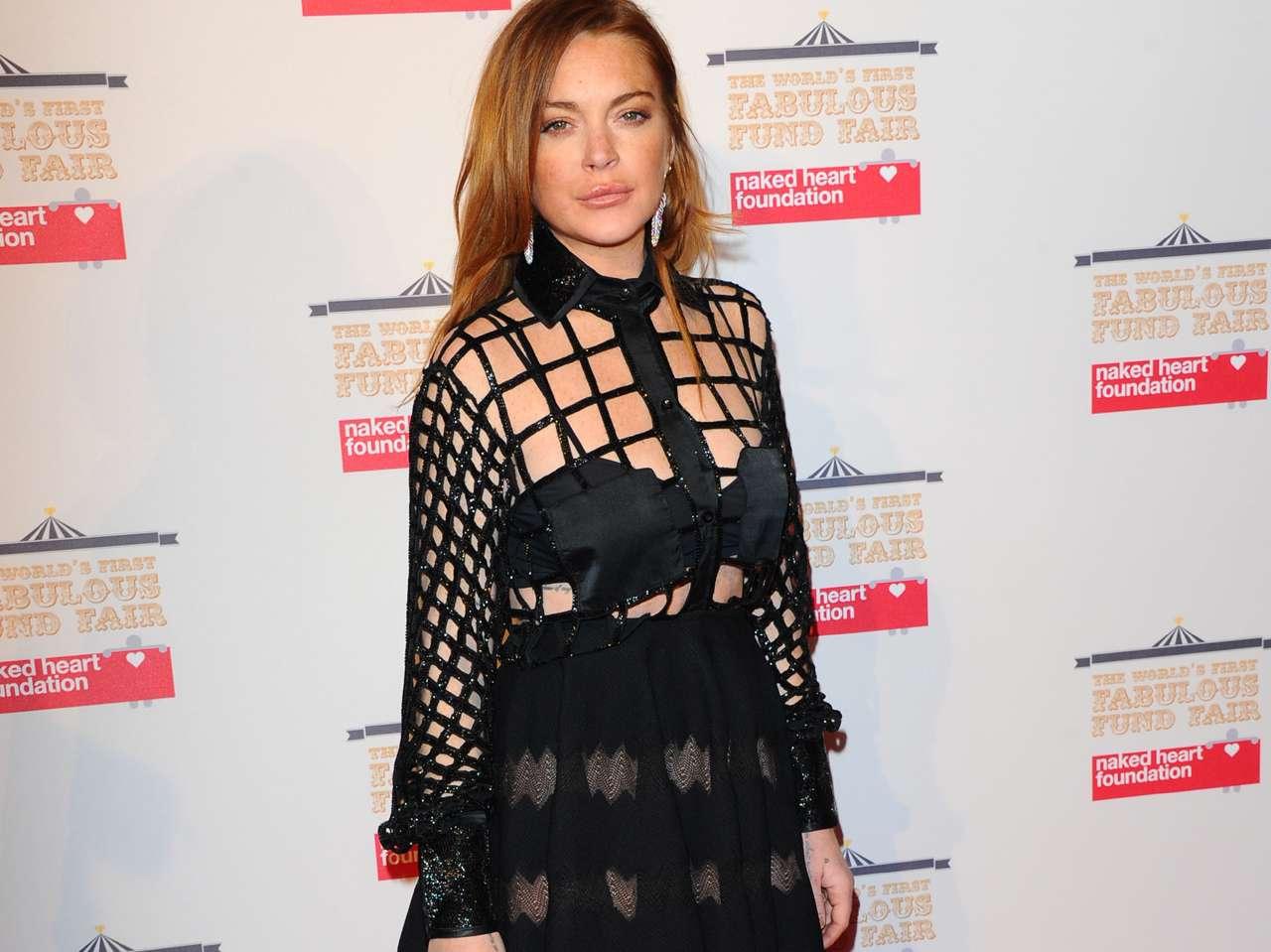 El 12 de marzo se llevará a cabo una nueva audiencia para saber las actividades con las que Lindsay Lohan tendrá que cumplir para completar su pena. Foto: Getty Images