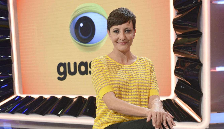 Eva Hache presenta este nuevo espacio de humor Foto: Mediaset