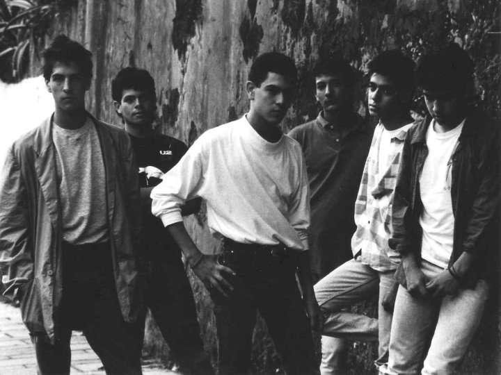 Bajotierra, agrupación colombiana. Foto: Archivo particular