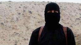Extremista conhecido como John Jihadista (foto: AP) Foto: BBC Mundo/Copyright