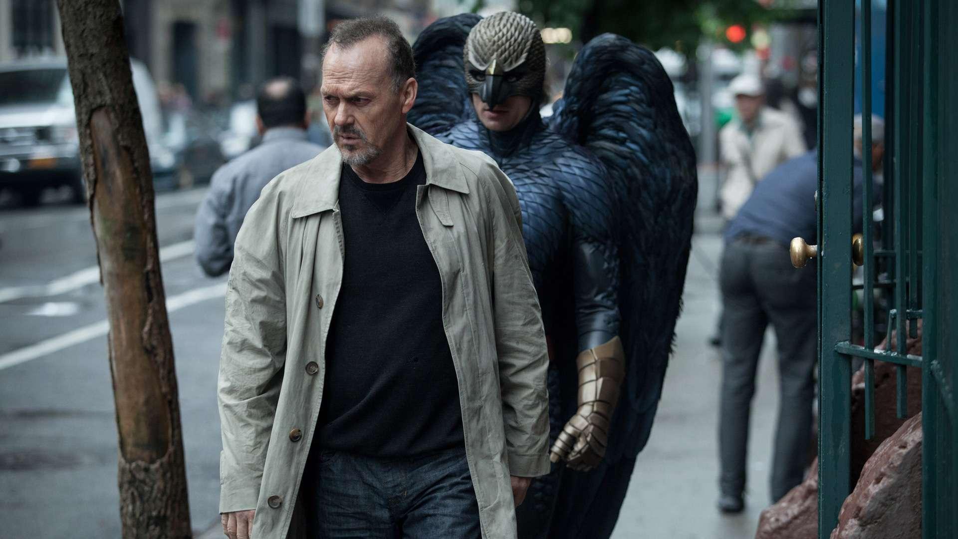 'Birdman' ganó cuatro premios Oscar: Mejor Película, Mejor Guión Original, Mejor Director y Mejor Fotografía. Foto: Película Birdman