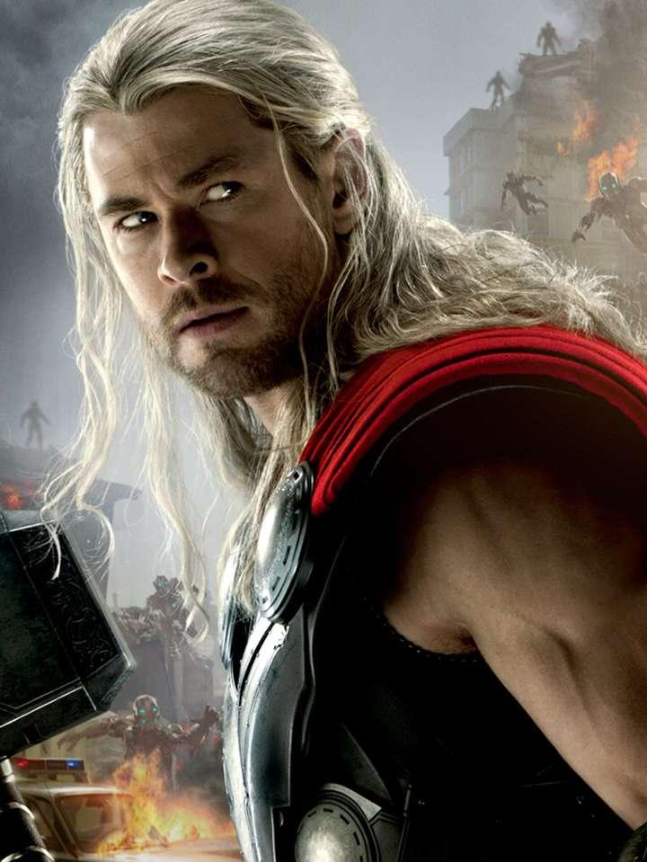 Chris Hemsworth regresa como 'Thor', héroe que tal vez tendrá algunos problemas con su 'Mjolnir'. Foto: Marvel Studios