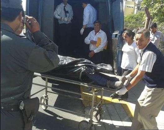 Vecinos de las víctimas dijeron haber escuchado disparos hacia las 4:30 hora local. Foto: Twitter / @PortalHome