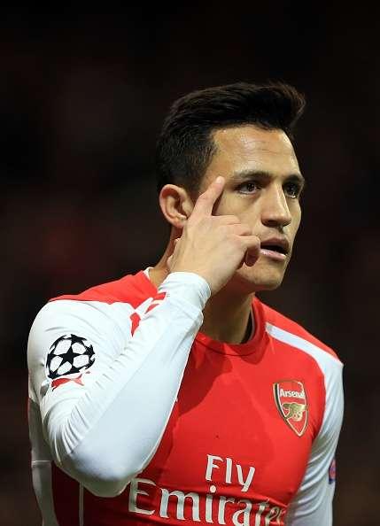 Alexis dijo que Mónaco tuvo más ganas de ganar que Arsenal. Foto: Getty Images