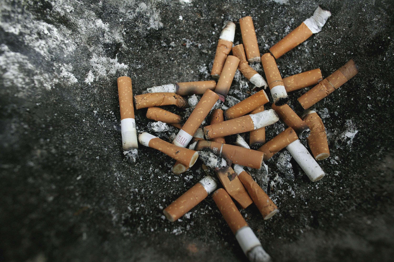 Seis millones de personas mueren cada año por el tabaco Foto: Getty