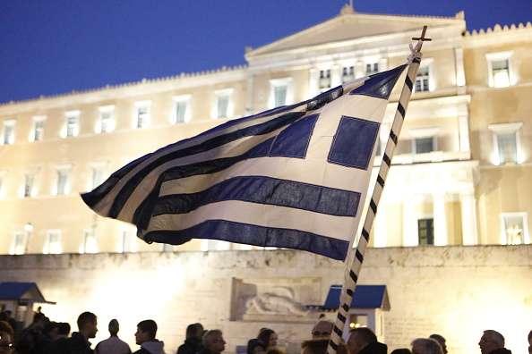 El Producto Interno Bruto de Grecia se redujo 0.4% en el cuarto trimestre de 2014. Foto: Getty Images