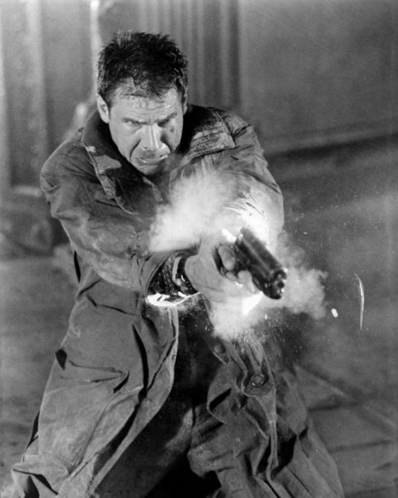 Harrison Ford foi a estrela do primeiro 'Blade Runner' Foto: Divulgação
