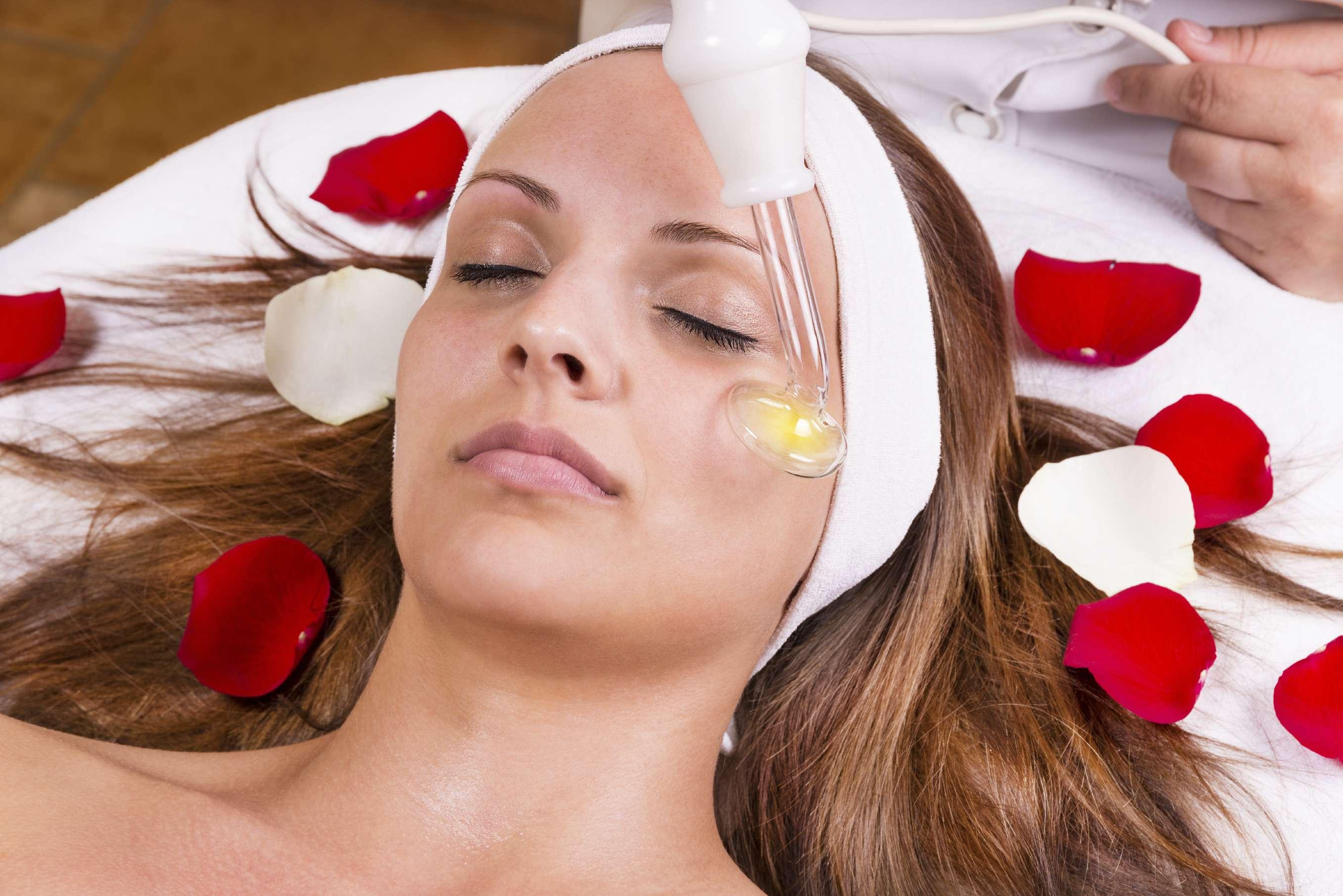 El ozono terapéutico también lo utilizan para reducir las arrugas. Foto: iStock