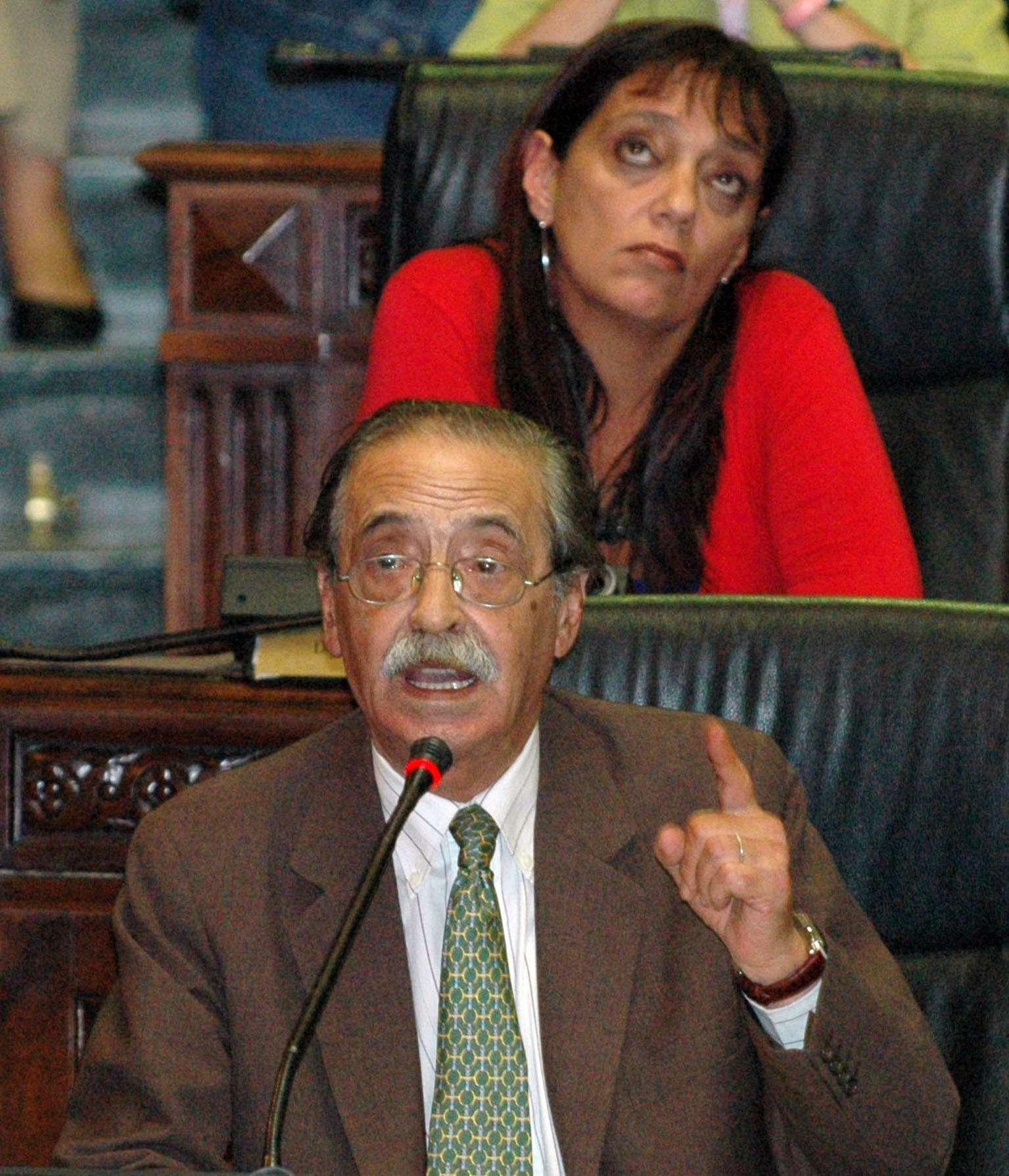 Strassera fue el fiscal que impulsó el juicio a las Juntas en 1985 Foto: NA