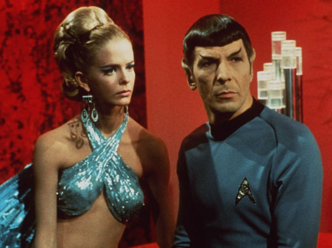 Leonard Nimoy, Spock. Foto: Getty Images