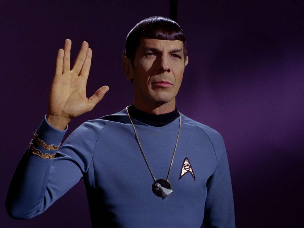 ¡Larga vida y prosperidad 'Spock'! Foto: Paramount Television
