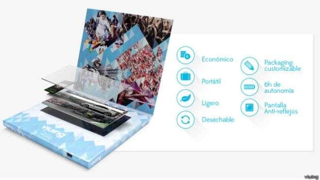 La empresa asegura que el producto tendrá la suficiente batería para cubrir cualquier evento Foto: BBCMundo.com