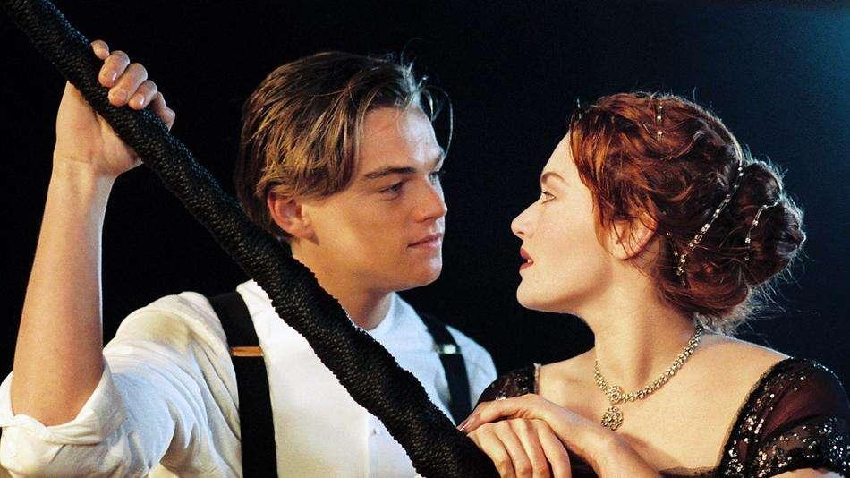 El personaje de Leonardo DiCaprio en 'Titanic' podría haber sido sólo un simple 'viajero en el tiempo'. Foto: Paramount Pictures