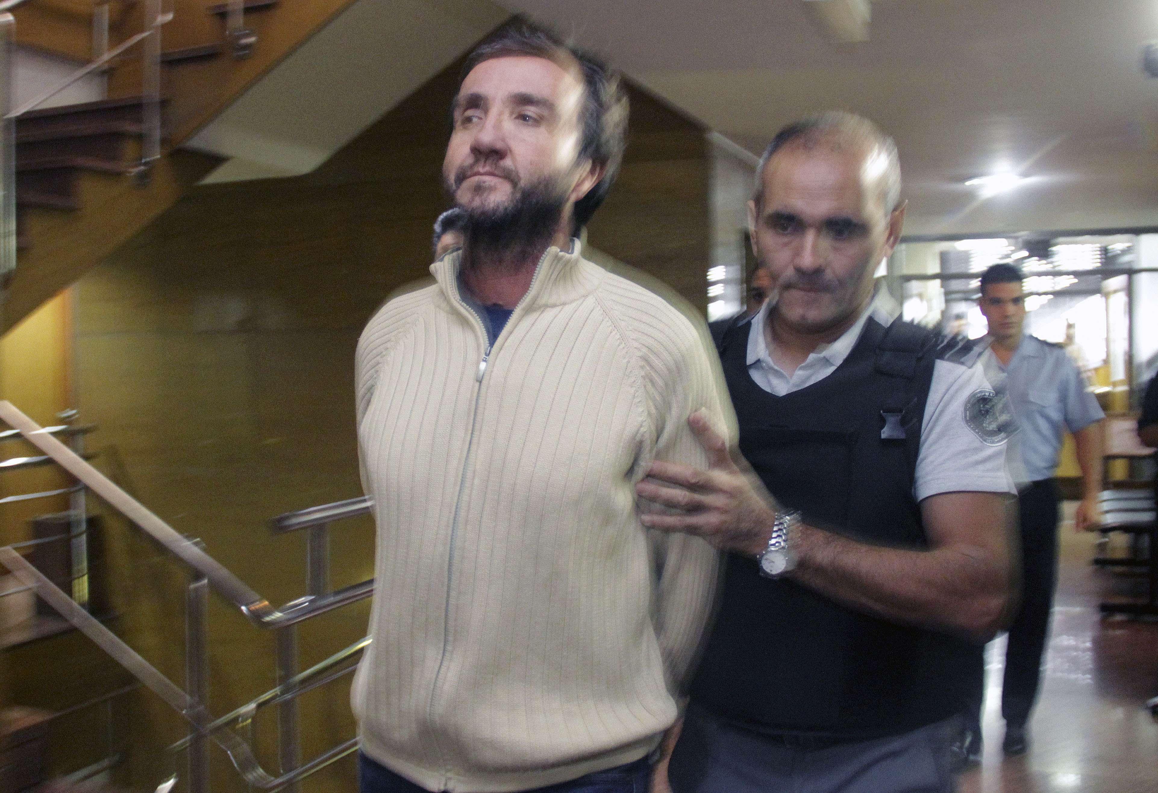 Vandenbroele seguirá detenido. Foto: Noticias Argentinas