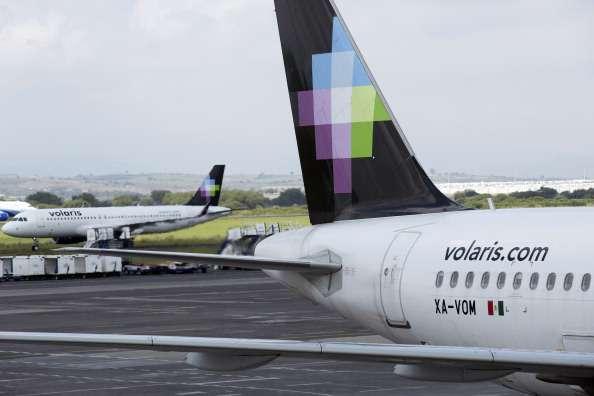 Volaris está demandado por no revelar los efectos financieros que tendría un cambio en su sistema de reservas. Foto: Getty Images