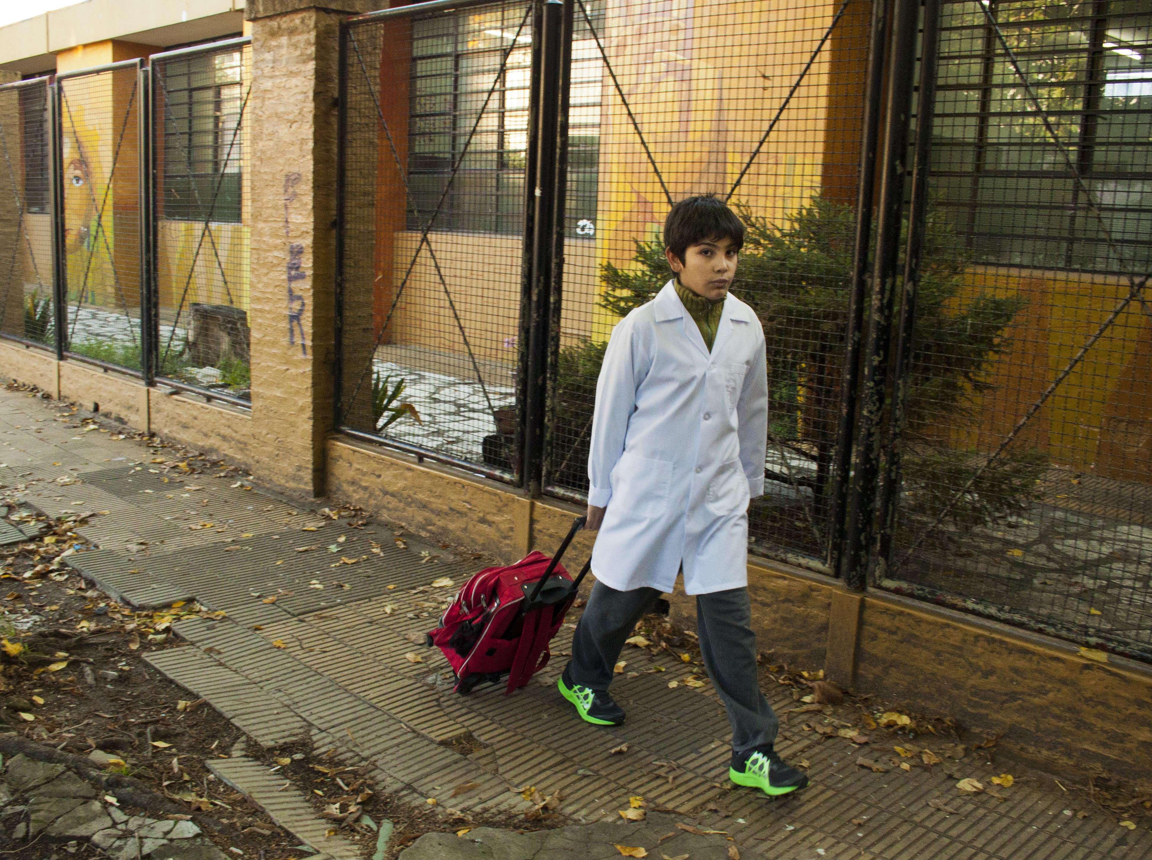 Uno de los últimos distritos en alcanzar un arreglo con los maestros fue la Capital Federal, de acuerdo a lo informado por el jefe de Gabinete porteño, Horacio Rodríguez Larreta. Foto: NA