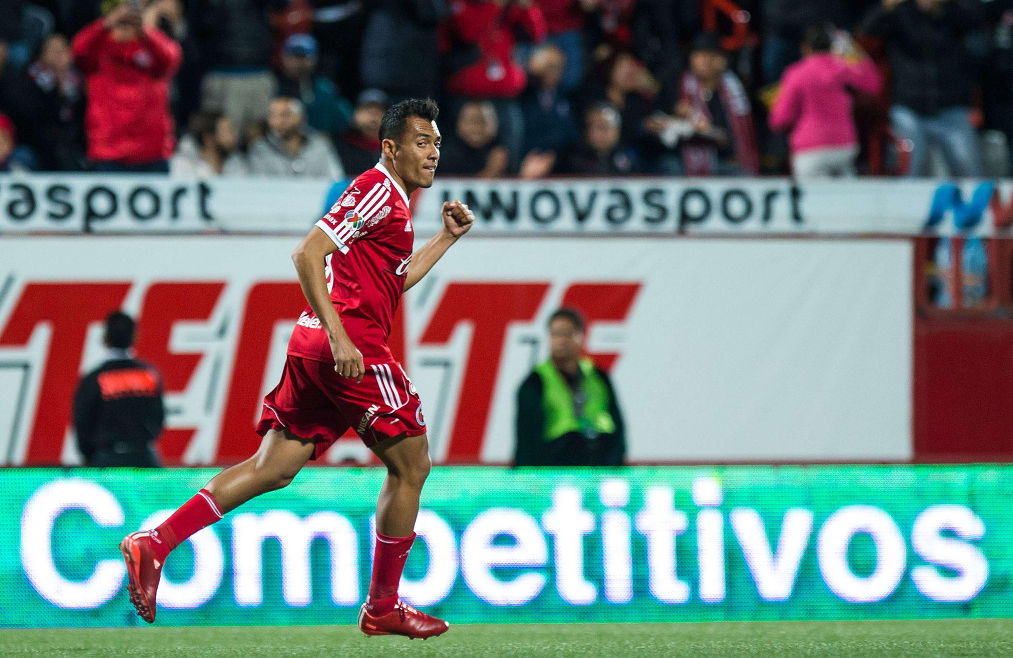 Juan Arango consiguió un doblete. Foto: Mexsport