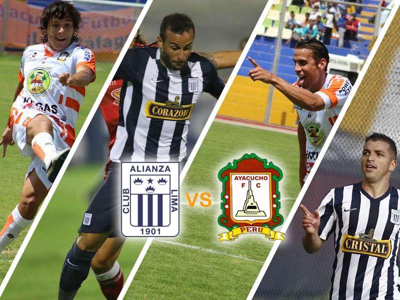 Foto: Facebook Ayacucho FC/Andina