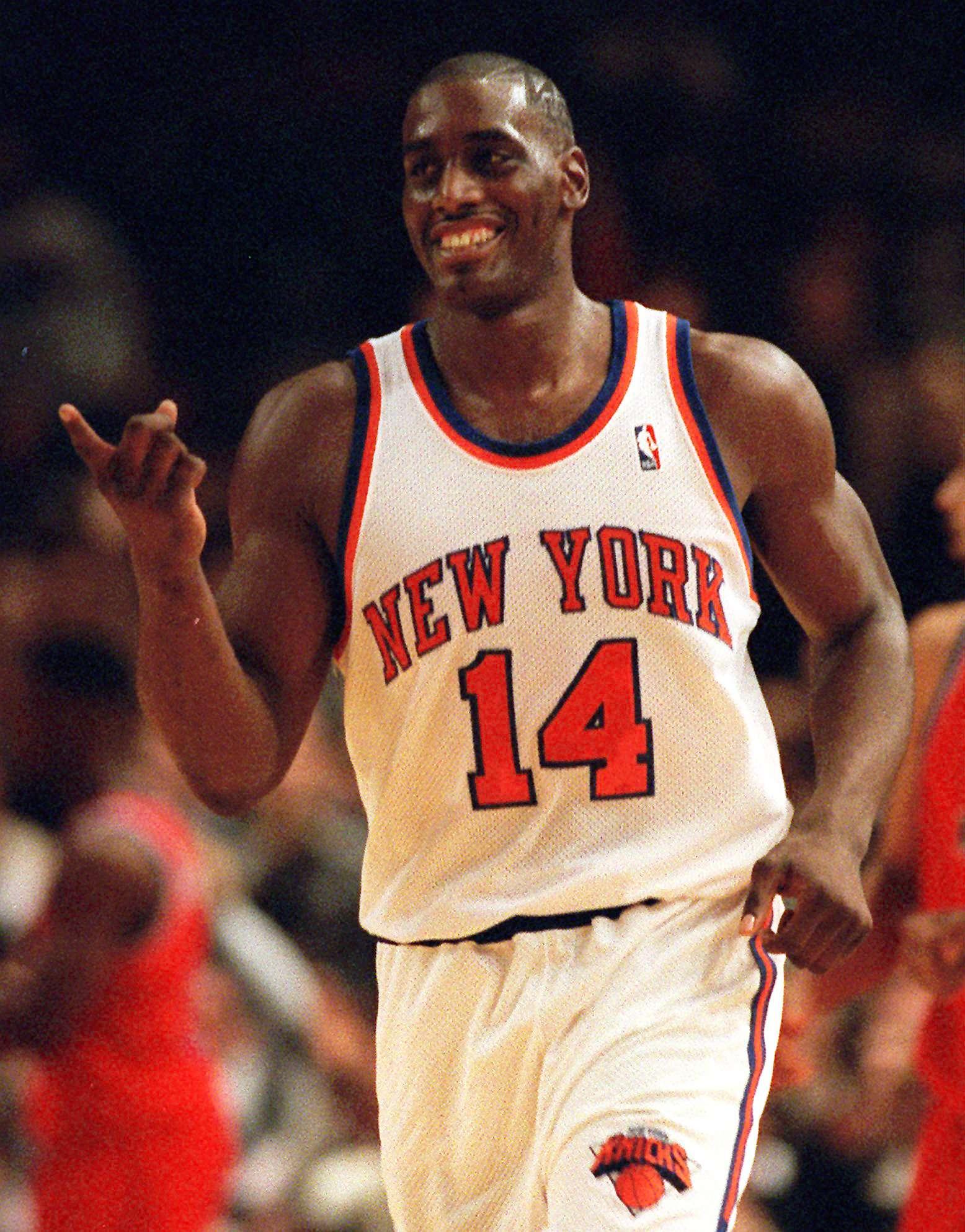 Mason estuvo cerca de coronarse en el año de 1994 con los Knicks. Foto: AP