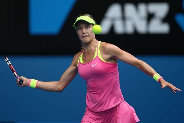 Bouchard fue finalista en Wimbledon 2014. Foto: Getty Images