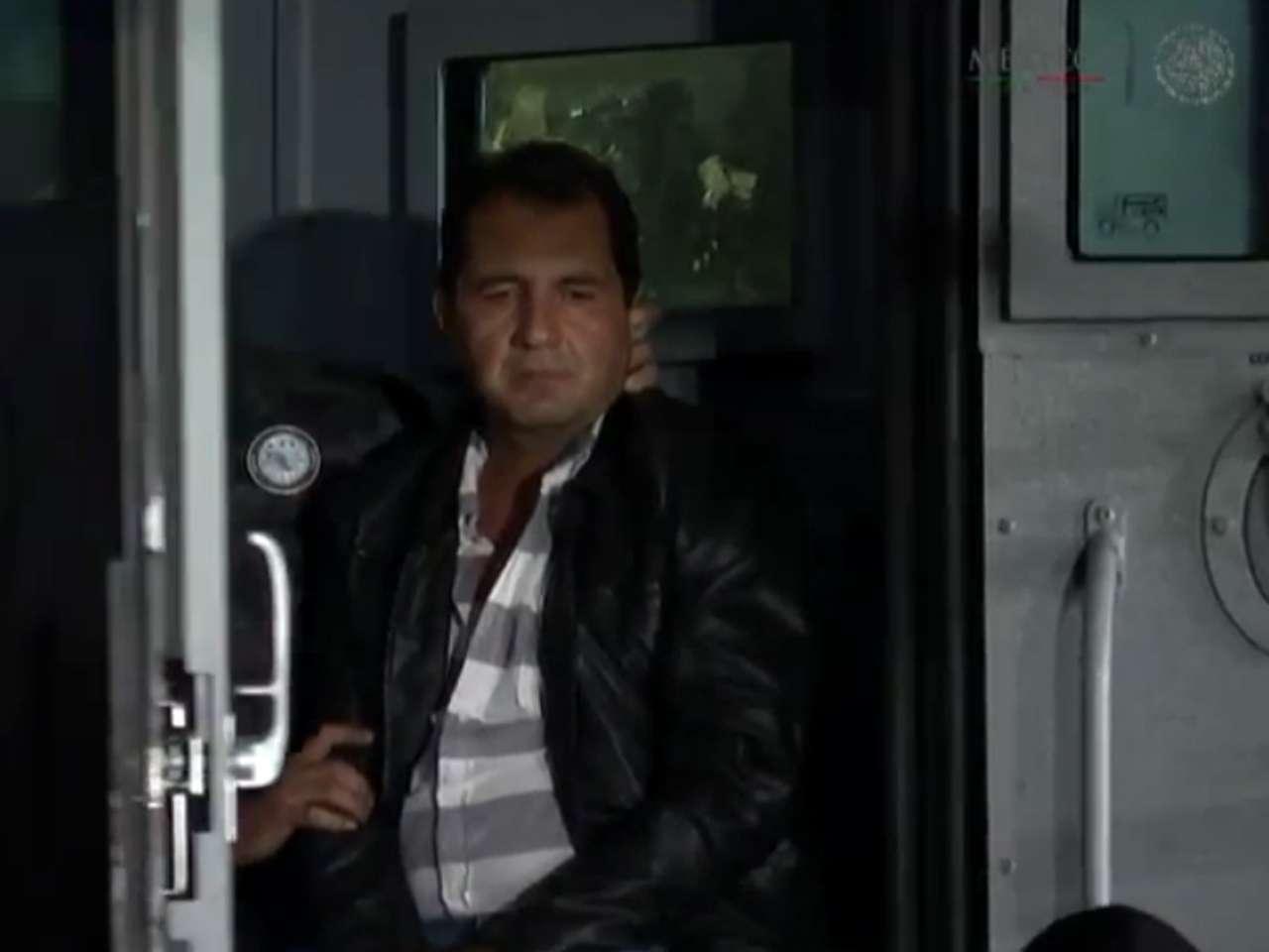 Casi 12 horas después de la captura de La Tuta, autoridades federales informan que Flavio Gómez Martínez fue capturado en Mérida, Yucatán. Foto: Presidencia