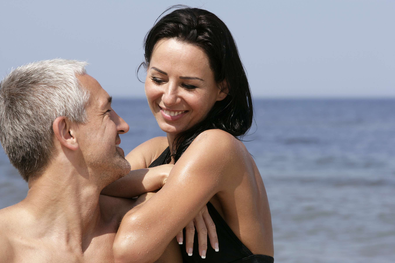 La edad no debe ser un obstáculo para rehacer la vida amorosa o en pareja. Foto: iStock
