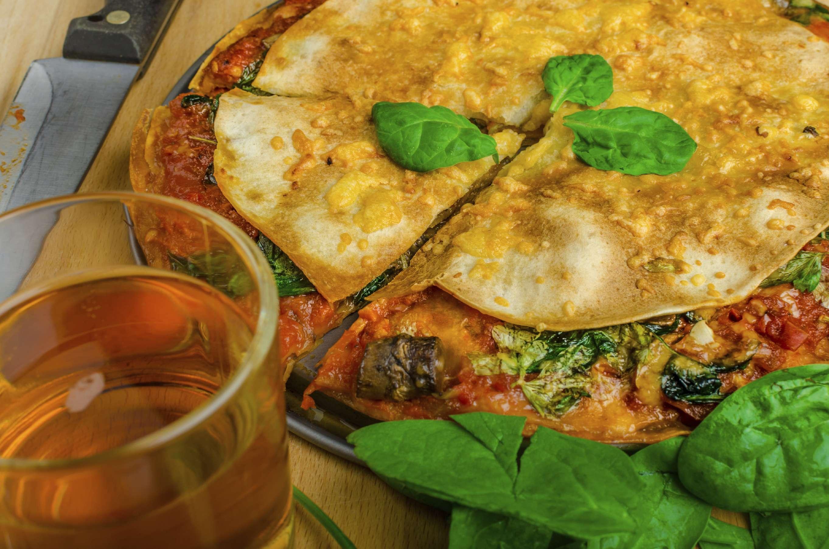 Esta receta es para cuatro personas y tiene 681 calorías por ración. Foto: iStock