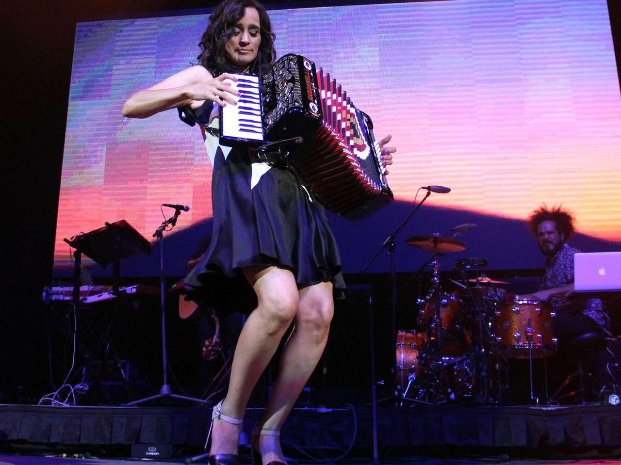 Julieta Venegas Foto: Medios y Media