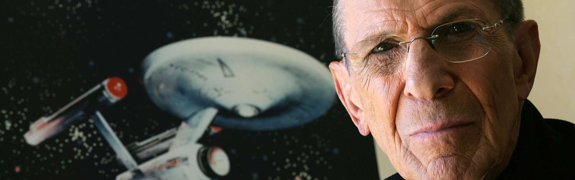 Leonard Nimoy. Foto: Getty Images