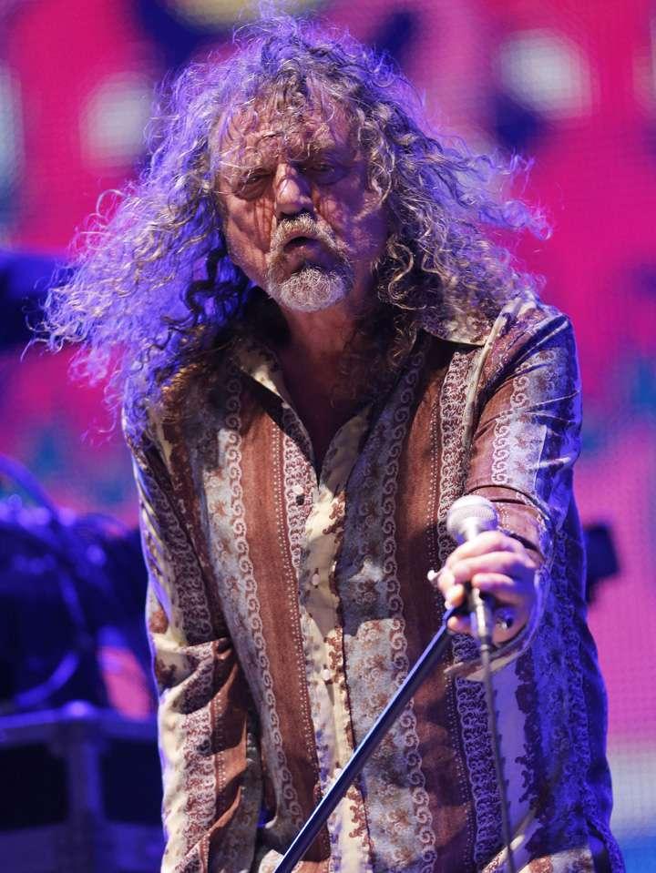 Robert Plant Foto: AP
