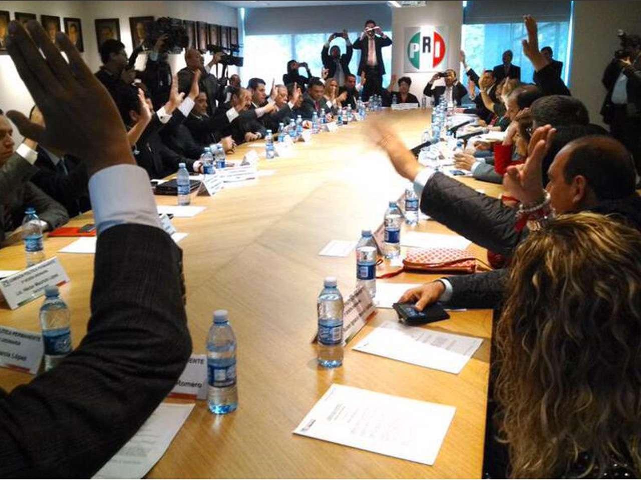 La Comisión Revisora entregará la lista a la Comisión Política Permanente para que la valide Foto: Twitter