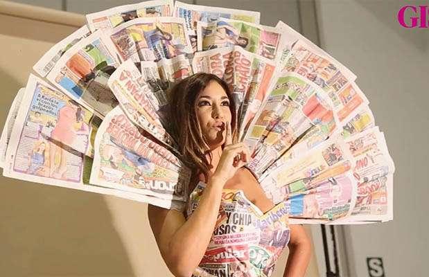 Tilsa Lozano. Foto: Revista Gisela